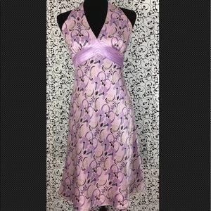 Laundry by Shelli Segal Petites 100% Silk Dress